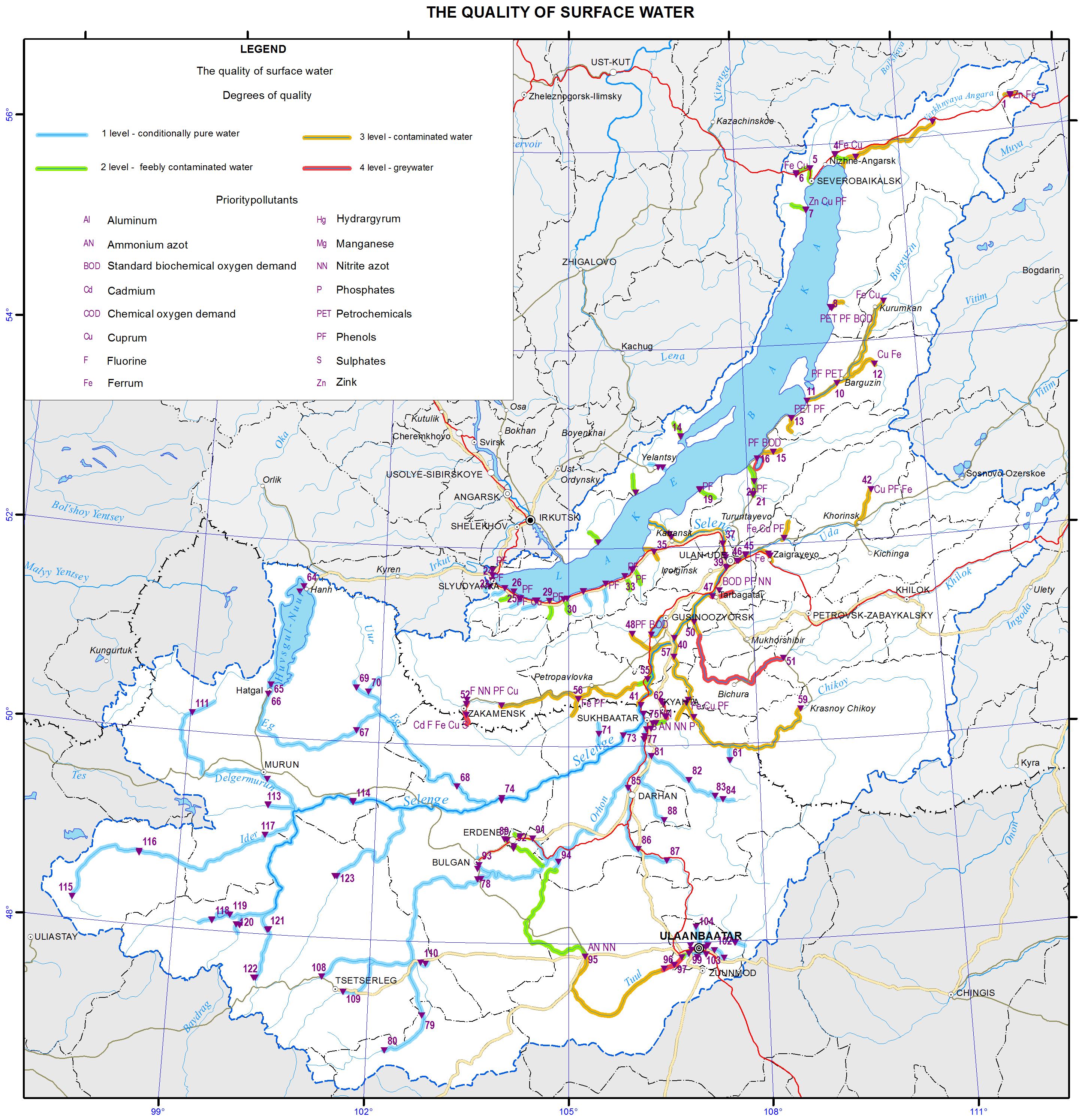 The Selenga River (Lake Baikal Basin): description, tributaries and interesting facts 29