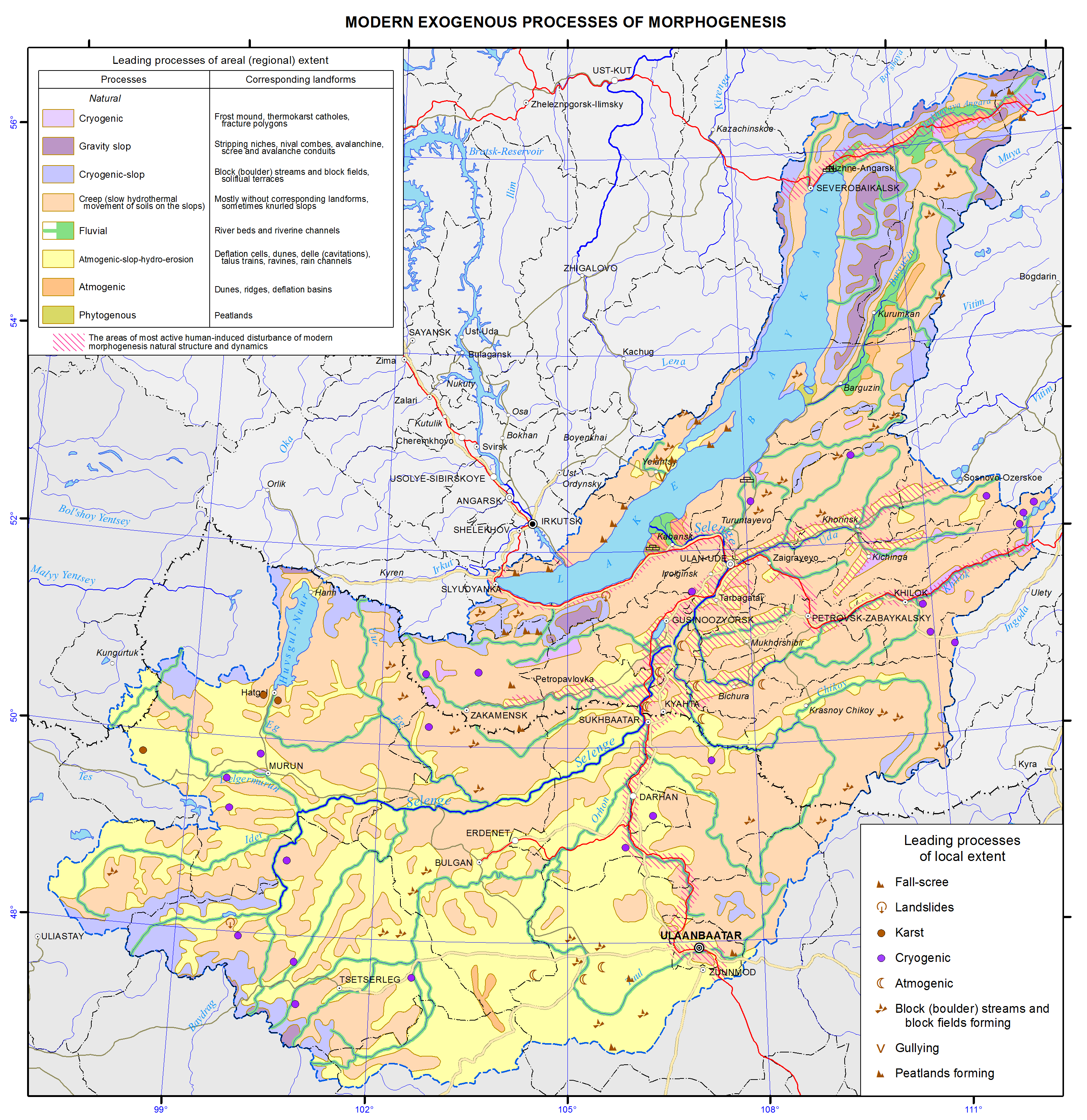 The Selenga River (Lake Baikal Basin): description, tributaries and interesting facts 6