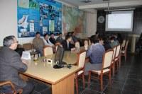 Международный научно-практический семинар на тему «Организация Байкальского информационного центра»